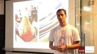 Как создать свой фильм(Презентация создателя фильмов Игоря Рябчука. Он уже успел представить в Каннах свой короткометражный филь..., 2013-07-08T10:53:09.000Z)