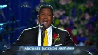 Jermaine Jackson - Smile (HD Live Performance at Michael Jackson Memorial)