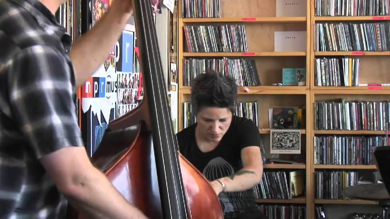 Allison Miller Videos allison miller's boom tic boom: tiny desk concert