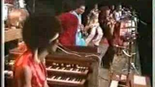 """rare performance of earth wind & fire with the song """"evil"""" in 1973...."""