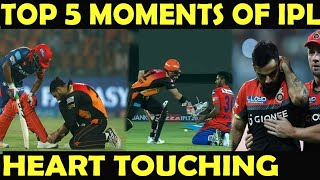 2019 // Emotional moments in IPL history