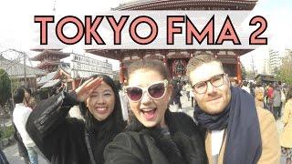 Sara's Woche #37 TOKYO - Alice im Wunderland Restaurant, Maids Cafe, Akihabara usw