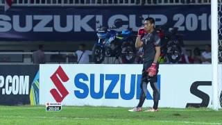 KURNIA MEIGA PERFORM INDONESIA VS THAILAND AFF 2016