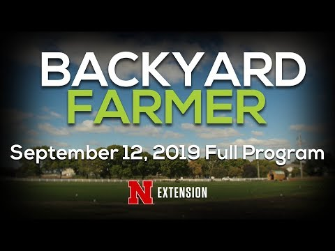 Backyard Farmer September 12, 2019