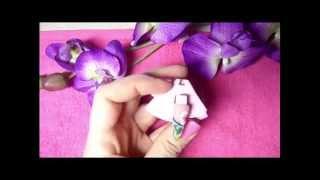 Китайская роспись ногтей.