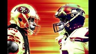 49ers VS. Seahawks Pump Up Week 10| MNF Hype