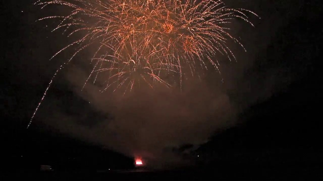 Scattering ashes in fireworks | Heavenly Stars Fireworks