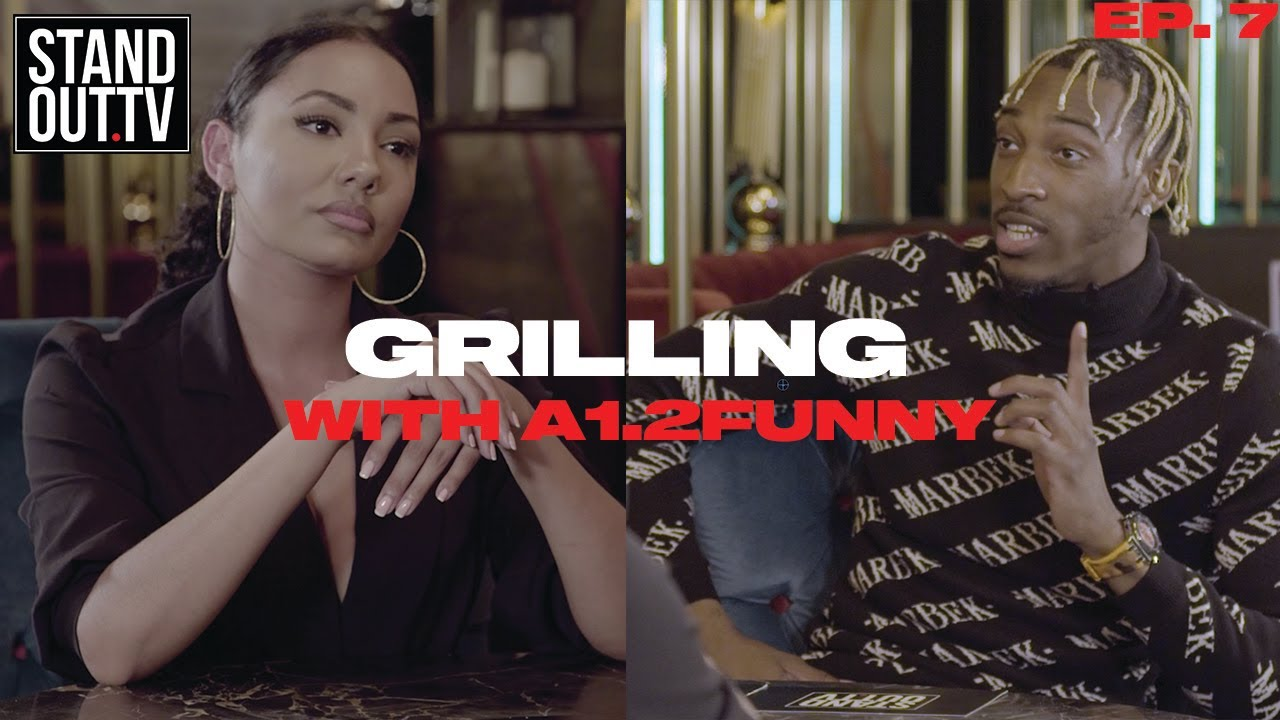 Download RIGHT NOW YOU DEFO LOOK LIKE A P*** STAR | Grilling S.1 Ep.7 with A1.2FUNNY