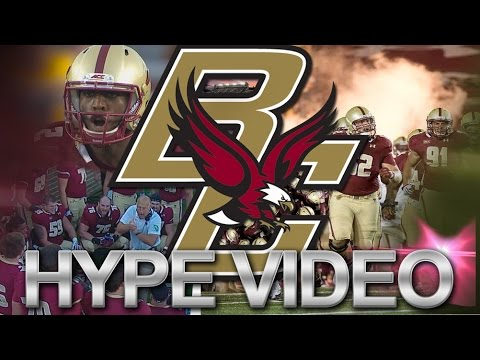 Boston College Hype Video