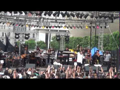Shaggy 6/18/14 Empire State Plaza Albany, NY.