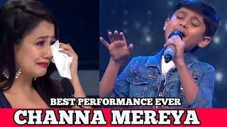 Shreyan best Performance Ever   Channa Mareya   Saregamapa Lil Champs