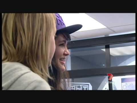 Justin's Hat Returned