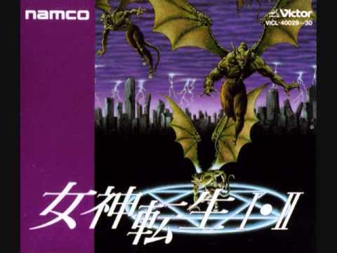 Megami Tensei I & II- Arranged Soundtrack