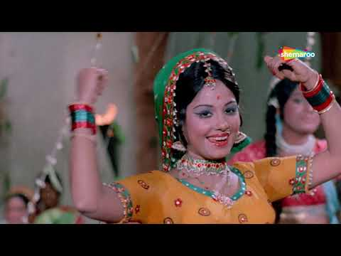Ho Nachon Nachon (HD) | Kisan Aur Bhagwan (1974) | Jayshree Gadkar | Padma Khanna Songs