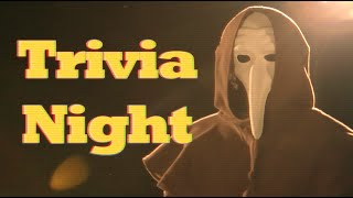 Trivia Night - horror short film [violence, blood]