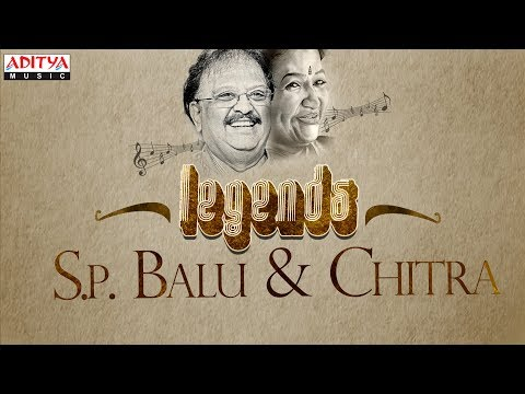 Legends - S.P. Balu & Chitra | Telugu Golden Songs Jukebox Vol. 1