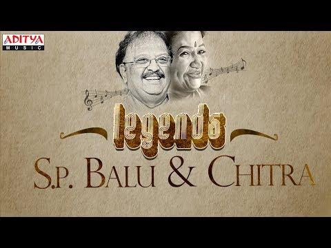 Legends - S.P. Balu & Chitra | Telugu Golden Songs Jukebox Vol. 1 Mp3