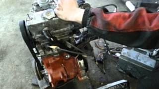 Ока двигатель