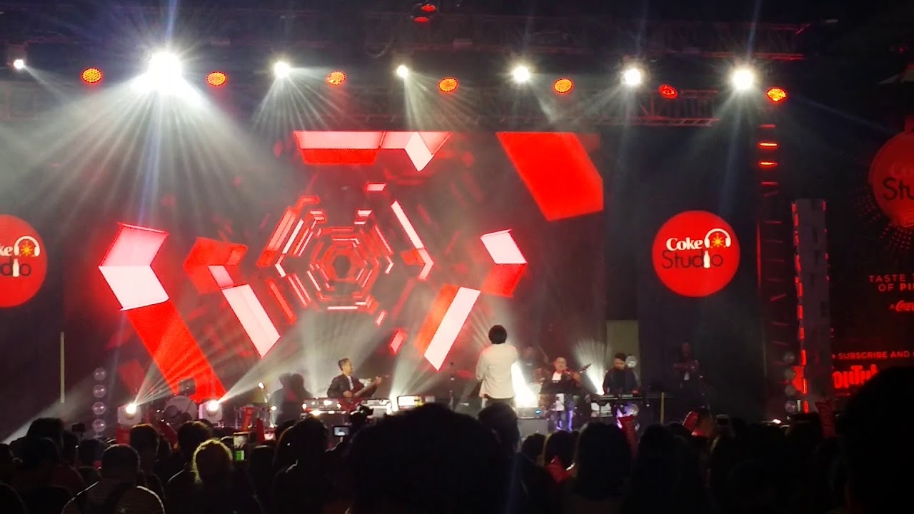 Khalil Ramos Live at Coke Studio Homecoming Launch