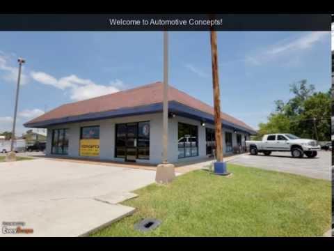 Automotive Concepts | Morgan City, LA | Auto Services