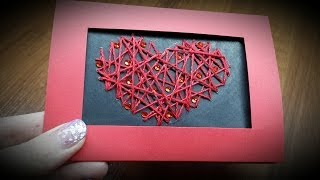 DIY St Valentine's Day Card Thumbnail