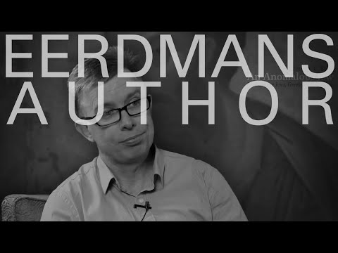 Michael Bird Interview with Eerdmans about An Anomalous Jew