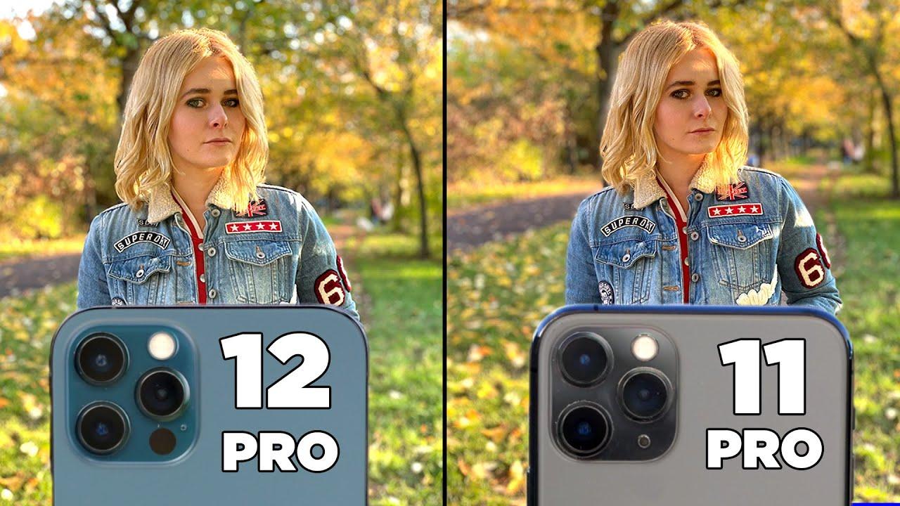 iPhone 12 Pro vs. 11 Pro | KAMERA TEST! 🏆 | Viel besser als das 11 Pro? |  deutsch - YouTube