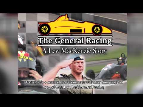 The General Racing - CBC Radio Interview (Lew MacKenzie Racing Documentary)