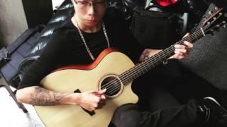 YÊU | Tùng Acoustic - Yanbi | Guitar Cover
