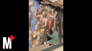 A 10-minute tour of the Sistine Chapel