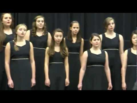 Hope of the Future, Eisenhower Eagle Voices, Silver Group, S&E 1/26/13