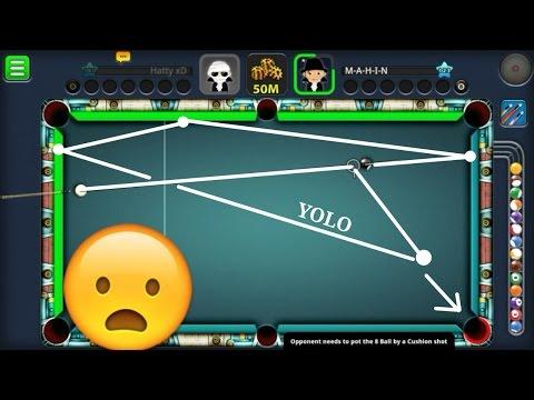Auto leave Glitch ? HACK ? | Random Amazingness #8 - 8 Ball Pool