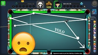 Auto leave Glitch ? HACK ? | Random Amazingness #8 - 8 Ball Pool