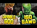 MOST UNGUARDABLE 2k17 YOUTUBERS | ISO GAWD x DRIBBLE GOD MIXTAPE FT SWANTE x HANKDATANK25