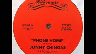 Jonny Chingas - Phone Home (Instrumental)