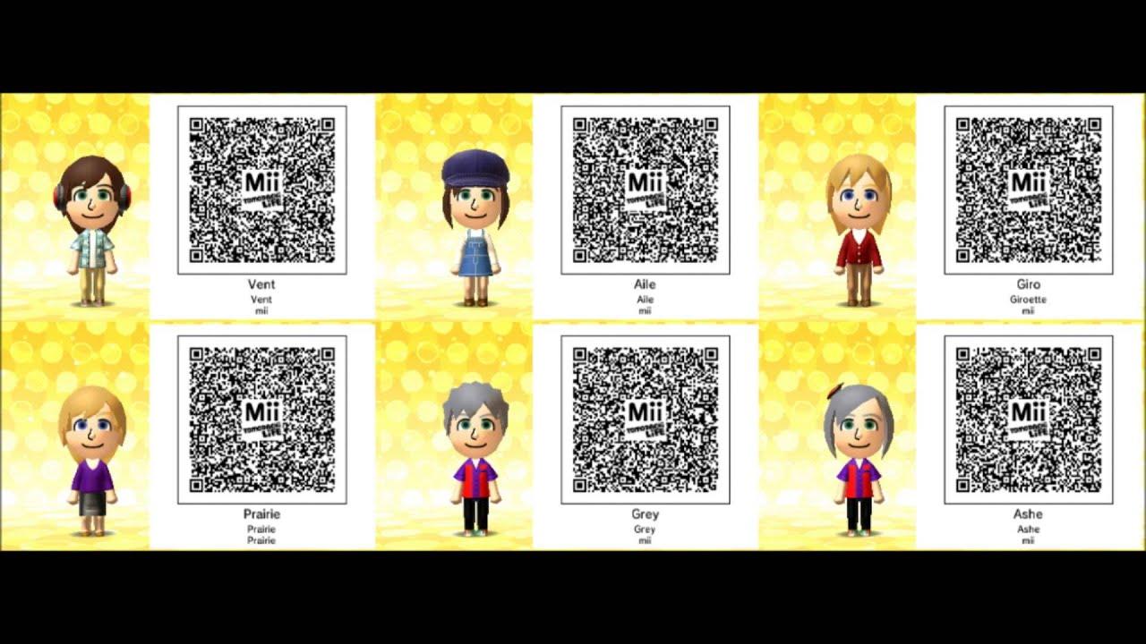 Zelda Life Tomodachi Qr Code