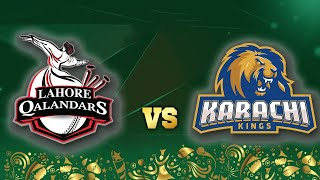Full Match | Lahore Qalandars vs Karachi Kings | Final | Match 34 | HBL PSL 2020 | PSL LIVE
