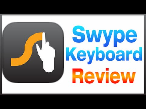 Swype Keyboard Review On Ios