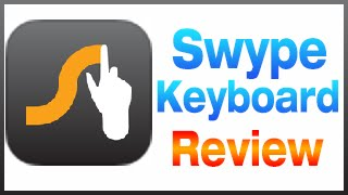 Swype Keyboard Review on iOS 8