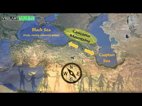 Dhul Qarnayn & Gog and Magog (Yajuj and Majuj) 1080p HD