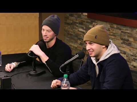TwentyOnePilots Q&A - Pepsi Center - Channel 933