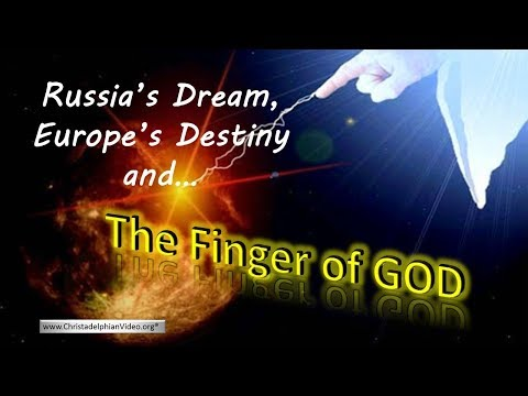 Study 1 Russia's Dream Europe's Destiny and the Finger of God 2