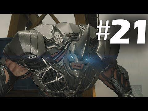 Marvel's Spider-Man Part 21 - Rhino - Gameplay Walkthrough PS4 2018