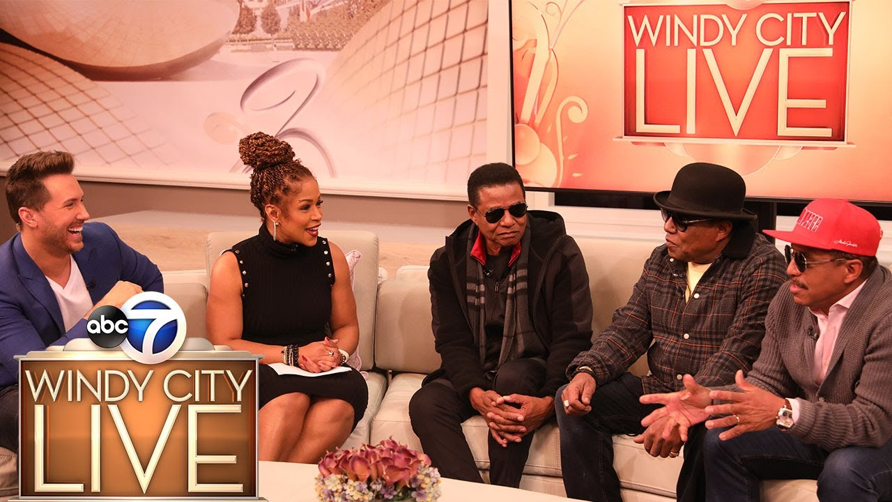 The Jackson brothers reflect on rise to fame, brother Michael Jackson, growing up in Gary