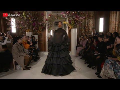 My Emotional Return To The Maison Valentino Runway During Paris Fashion Week