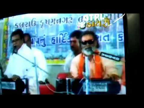 Karshan Sagathia Laxman Barot Jugalbandhi.