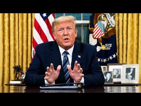 Trump Causes More Coronavirus Confusion
