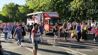 Zug der Liebe  Berlin 2015 / LOVEPARADE / TRAIN OF LOVE
