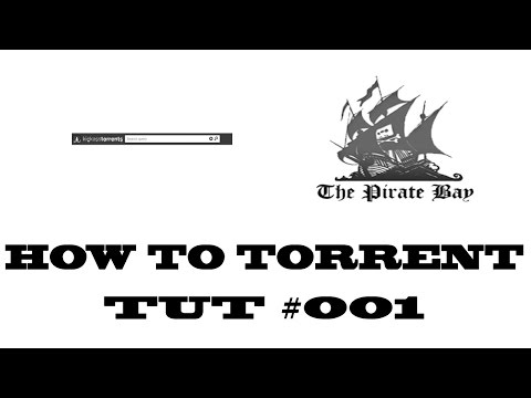 **2016** HOWTO : How To Download Torrents And Movies KICKASS TORRENTS / THEPIRATEBAY