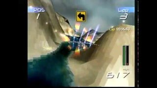 N.GEN Racing PS1 Intro + Gameplay